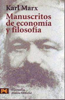 MANUSCRITOS DE ECONOMIA Y FILOSOFIA