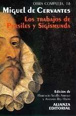 TRABAJOS DE PERSILES Y SIGISMUNDA, LOS (INCLUYE DKT)