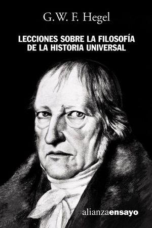 LECCIONES SOBRE LA FILOSOFIA DE LA HISTORIA UNIVERSAL