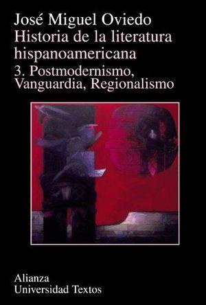 HISTORIA DE LA LITERATURA HISPANOAMERICANA 3