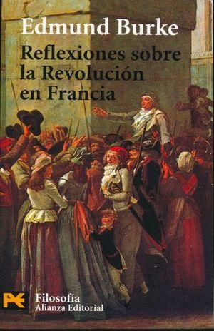 REFLEXIONES SOBRE LA REVOLUCION EN FRANCIA