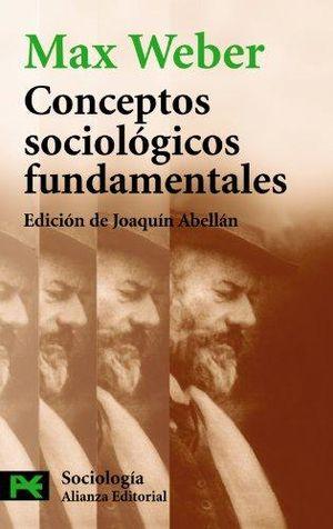 CONCEPTOS SOCIOLOGICOS FUNDAMENTALES
