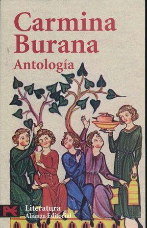 CARMINA BURANA. ANTOLOGIA