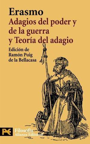 ADAGIOS DEL PODER DE LA GUERRA Y TEORIA DEL ADAGIO