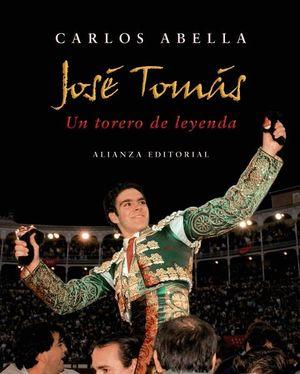 JOSE TOMAS UN TORERO DE LEYENDA / PD.