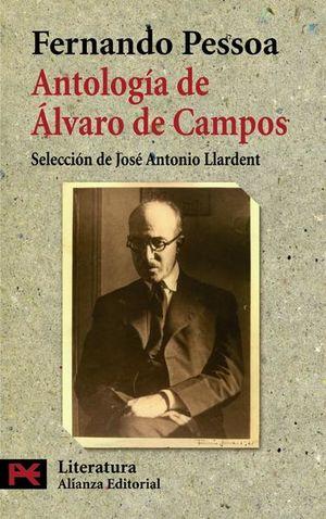 ANTOLOGIA DE ALVARO CAMPOS