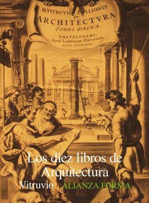 DIEZ LIBROS DE ARQUITECTURA, LOS