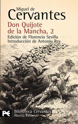 DON QUIJOTE DE LA MANCHA / VOL. 2