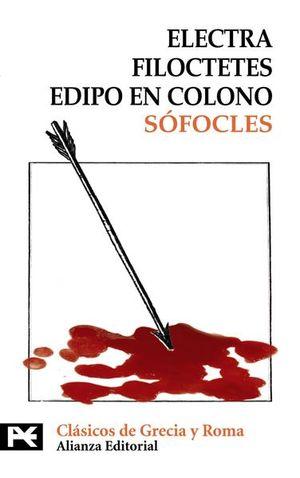 ELECTRA FILOTETES EDIPO EN COLOMBO