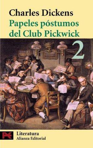 PAPELES POSTUMOS DEL CLUB PICKWICK 2