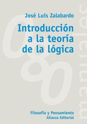 INTRODUCCION  A LA TEORIA DE LA LOGICA