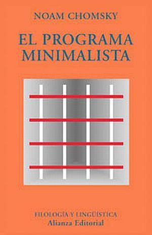PROGRAMA MINIMALISTA, EL