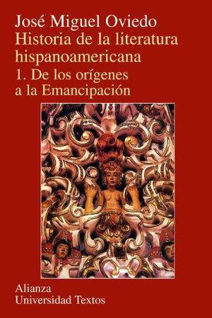 HISTORIA DE LA LITERATURA HISPANOAMERICANA 1