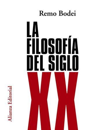 FILOSOFIA DEL SIGLO XX, LA