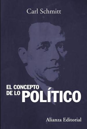 CONCEPTO DE LO POLITICO