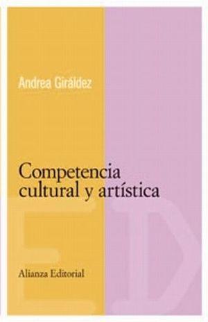 COMPETENCIA CULTURAL Y ARTISTICA