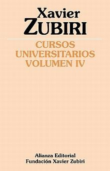 CURSOS UNIVERSITARIOS. VOLUMEN IV (1934 - 1935)
