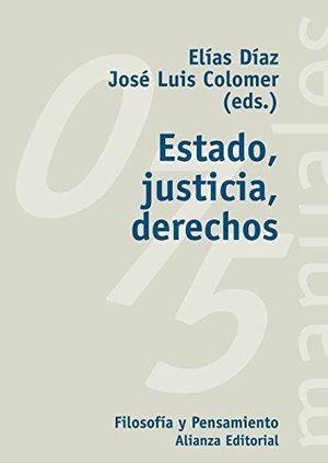 ESTADO JUSTICIA DERECHOS