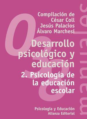 DESARROLLO PSICOLOGICO Y EDUCACION 2