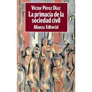 La primacía de la sociedad civil