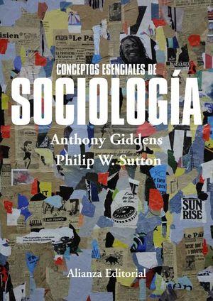 CONCEPTOS ESENCIALES DE SOCIOLOGIA