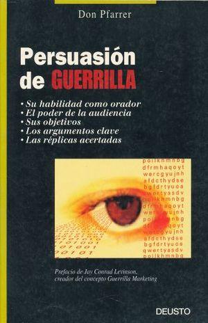 PERSUASION DE GUERRILLA