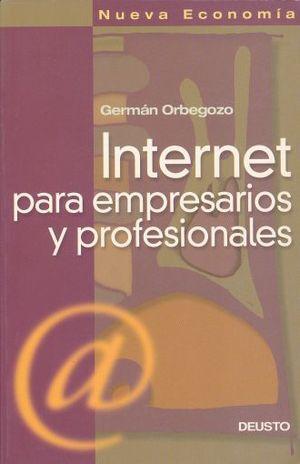 INTERNET PARA EMPRESARIOS Y PROFESIONALES