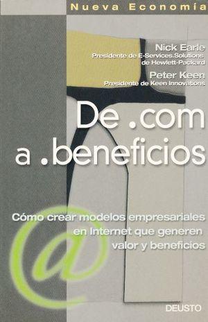 DE .COM A .BENEFICIOS