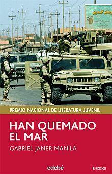HAN QUEMADO EL MAR