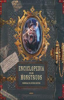 ENCICLOPEDIA DE LOS MONSTRUOS. CRONICAS DEL MUNDO OSCURO / PD.