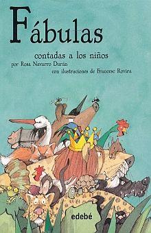 FABULAS CONTADAS A LOS NIÑOS / PD.