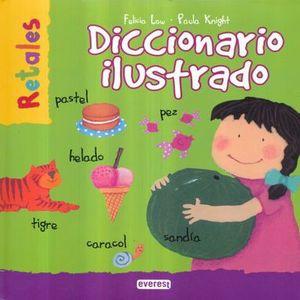 DICCIONARIO ILUSTRADO / RETALES / PD.