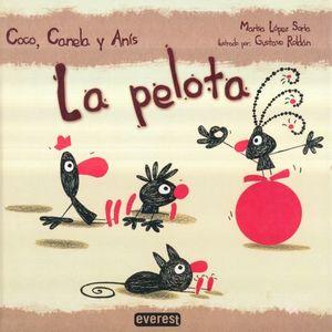 PELOTA, LA / COCO CANELA Y ANIS / PD.