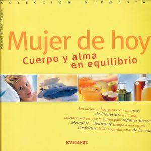 MUJER DE HOY. CUERPO Y ALMA EN EQUILIBRIO