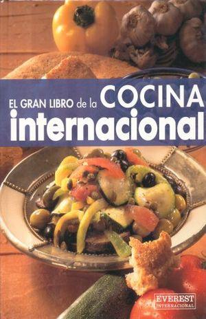 GRAN LIBRO DE LA COCINA INTERNACIONAL, EL / PD.