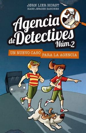 AGENCIA DE DETECTIVES 2. UN NUEVO CASO PARA LA AGENCIA / PD.