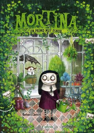 Un primo muy esnob. Mortina 2 / pd. / 4 ed.