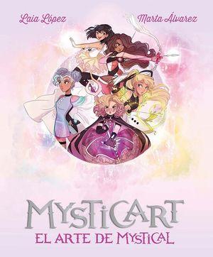 Mysticart. El arte de Mystical / pd.