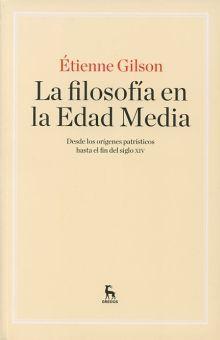 FILOSOFIA EN LA EDAD MEDIA, LA
