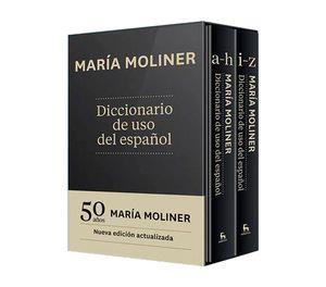 DICCIONARIO DE USO DEL ESPAÑOL / 4 ED.