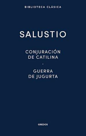Conjuración de Catilina. Guerra de Jugurta / pd.