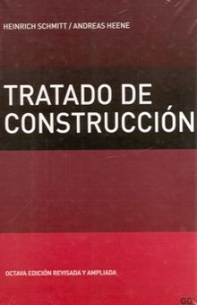 TRATADO DE CONSTRUCCION / 8 ED. / PD.