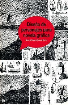 DISEÑO DE PERSONAJES PARA NOVELA GRAFICA