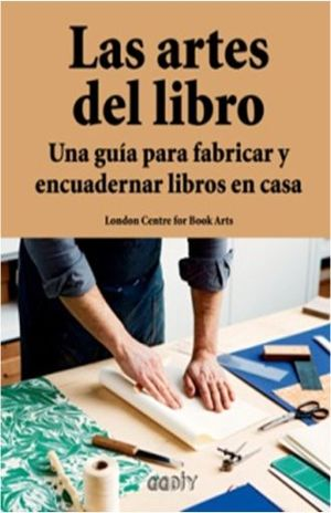 ARTES DEL LIBRO, LAS / PD.