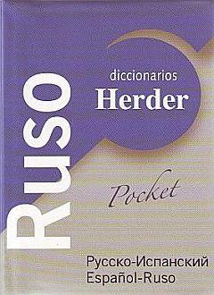 RUSO DICCIONARIO HERDER POCKET