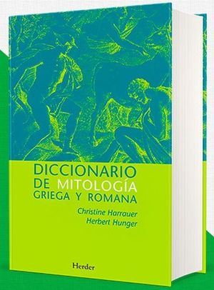 DICCIONARIO DE MITOLOGIA GRIEGA Y ROMANA / PD.