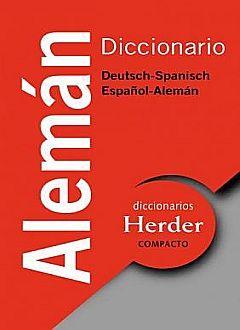 DICCIONARIO DEUTSCH-SPANISH / ESPAÑOL-ALEMAN / PD.