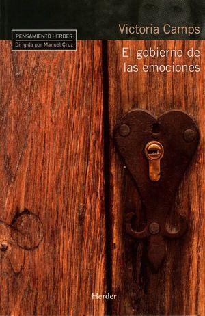 GOBIERNO DE LAS EMOCIONES , EL
