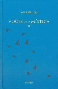 VOCES DE LA MISTICA II / PD.