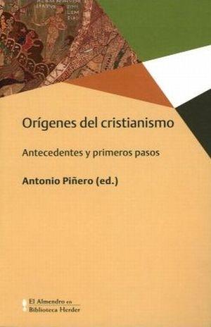 ORIGENES DEL CRISTIANISMO. ANTECEDENTES Y PRIMEROS PASOS